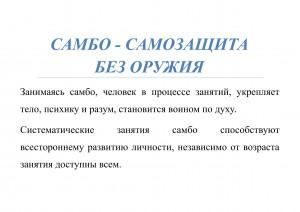 САМБО IIIIIII-1